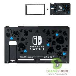 Nintendo switch Dragon Quest special edition rear housing back shell console replacement housing