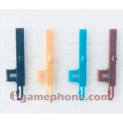 New Nintendo 2DS LL volume slider  rubber new2dsxl Volume Adjusting Button Key Replacement