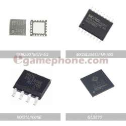 BD92001MUV-E2 QFN32 Control Ic MX25L25635FMI Nor IC CMOS Chip MX25L1006E GL3520 IC USB 3.0 Hub