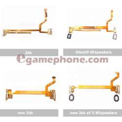 3ds 3dsxl New3DSLL/XL Speaker Flex Cable
