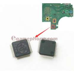 Nintendo Switch Lite ST Micro STM32 MCU STM32 microcontroller chips board control IC replacement