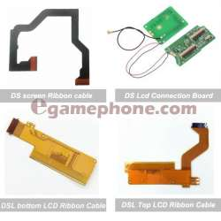 DS Nintendo NTR-001 LCD Ribbon cable NDS top screen connection board Nintendo DSL / NDSL Ribbon Cable Flex