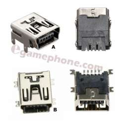 Playstation PS3 DualShock Controller micro Mini USB Charger Charging Port Socket Replacement