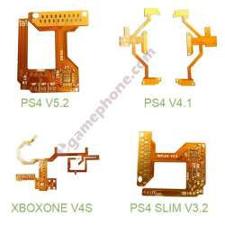 Rapid Fire Mod Board Flex Cable