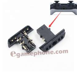 PS5 controller DualSense headphone jack charging port integrated  replacement part
