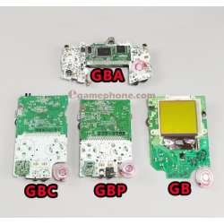 Game Boy DMG GB GBC GBA GBP Clear Speaker Clear Game Boy Color & Pocket Speaker replacement