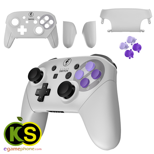 8pcs Nintendo Switch Pro Controller wireless Replacement